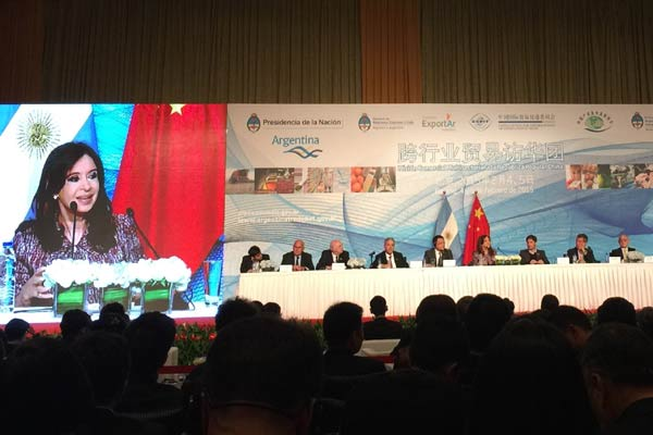 Argentina and China boost cooperation