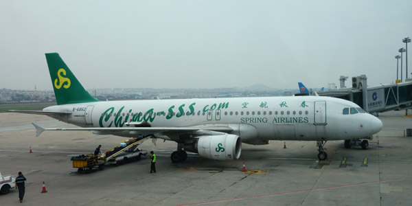 Spring Airlines will expand fleet size by up to 30 planes
