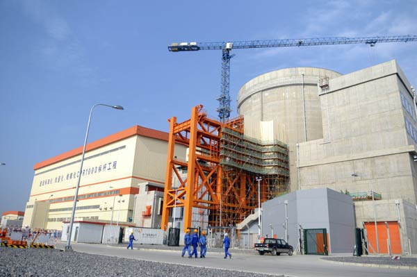 China's nuclear plant plans get new momentum