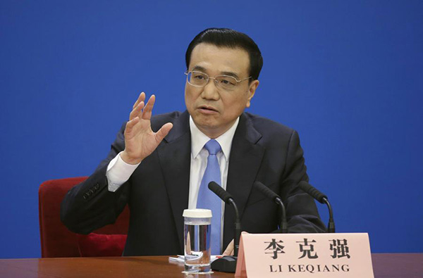 China has ability to deal with risks to economy: premier