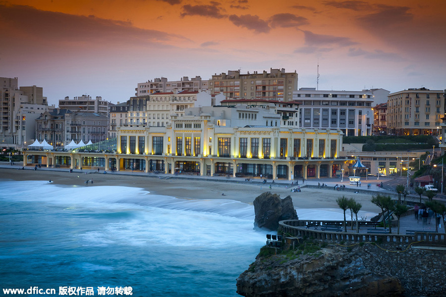 top 10 casino france