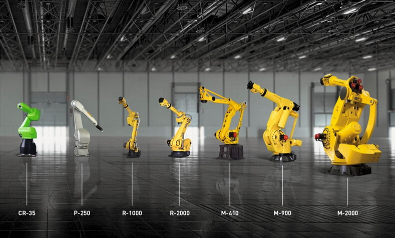 Top 10 industrial robotic companies in the world[7