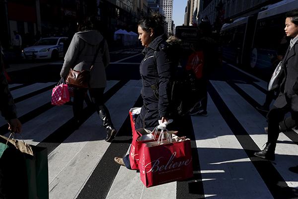 """""""黑色星期五""""席卷全球 中国消费者成主力"""