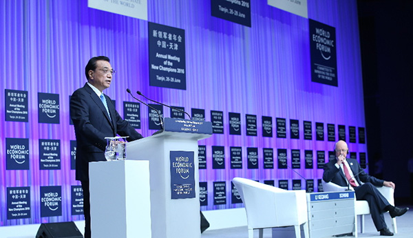 Global effort needed to end market uncertainty caused by Brexit: Li