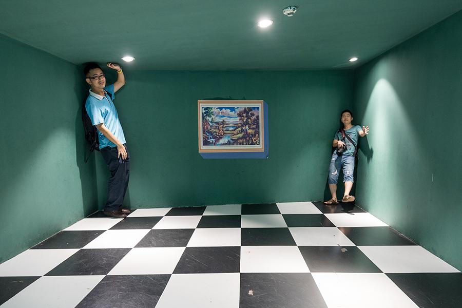 fun at high tech indoor theme park 5 chinadaily com cn