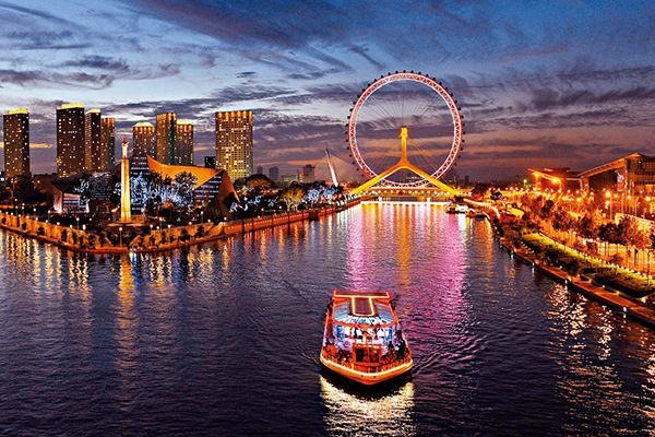 Tianjin Becomes Center For Financial Leasing Business