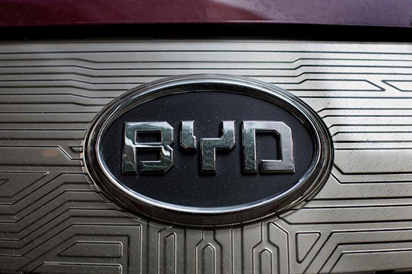 BYD launches Europe's biggest all-electric bus fleet