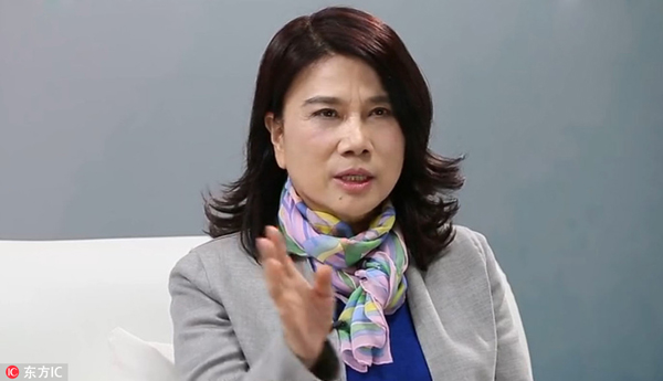 14 Chinese on Fortune's 50 most powerful women list - Business