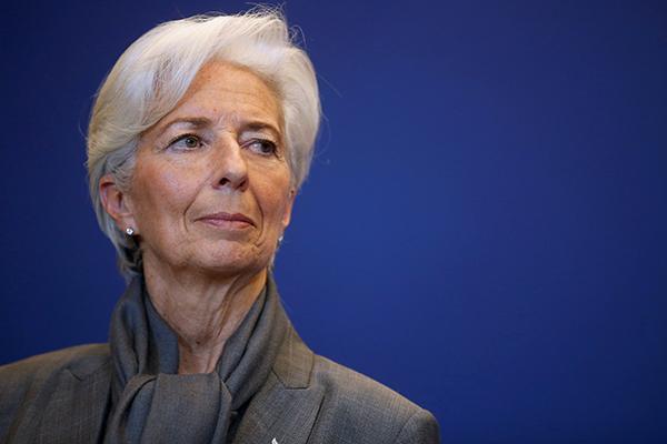 国际货币基金组织总裁:中国GDP今年将增长6%