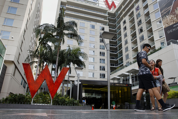 China Life Invests In Starwood Hotels