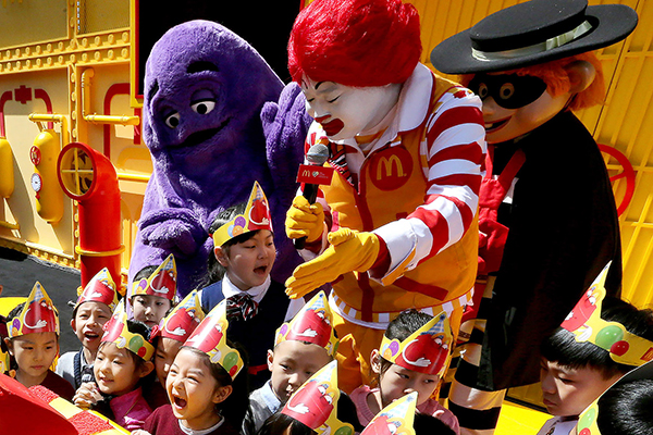 TPG Capital said to exit race for $2b McDonald's China