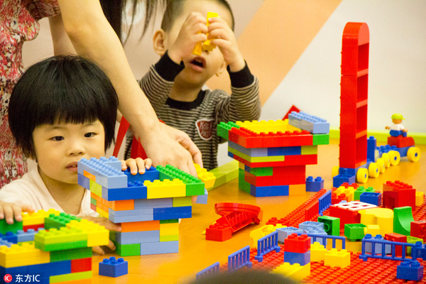 Lego opens first Asian factory in China - Business