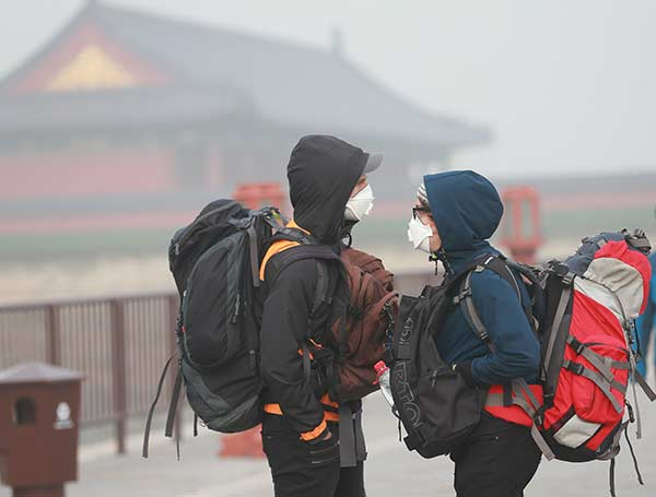 China to introduce environmental tax for enhanced pollution control