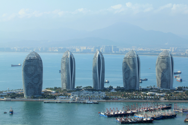 Favorable climate in Hainan attracting holiday investors ...
