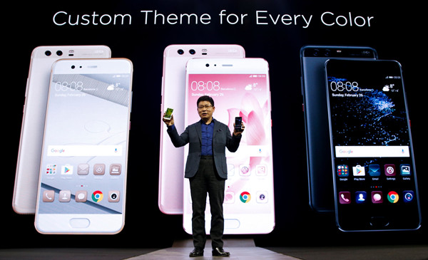 Huawei's latest innovation puts it on the road to becoming second-largest smartphone brand