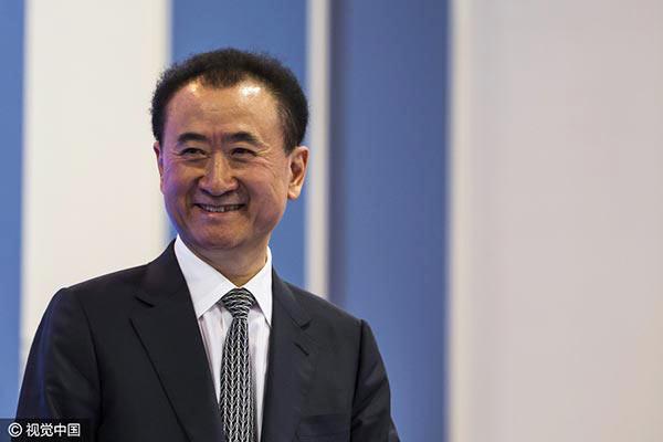 Wang Jianlin and Wang Sicong top New Fortune rich list