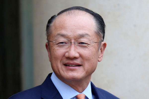 World Bank head says initiative good for world economy