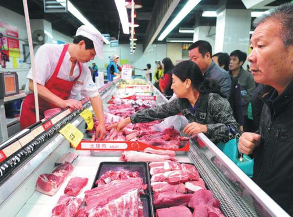 US, Canada vie to satisfy China's voracious appetite for pork