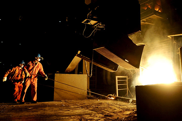 Iron and steel sector profit set to soar