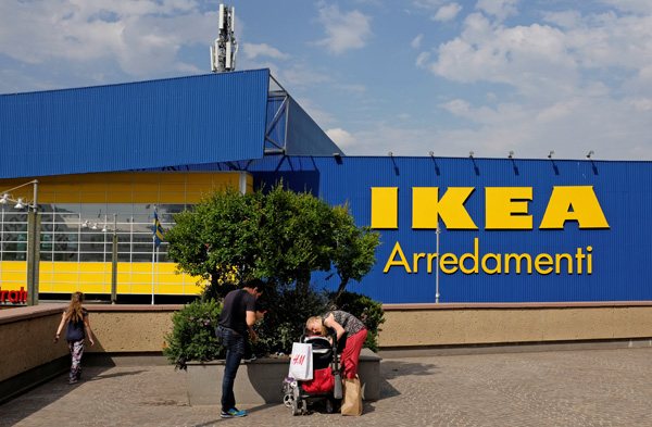 Buoyant Ikea Gears Up For More Store Expansion In China Business