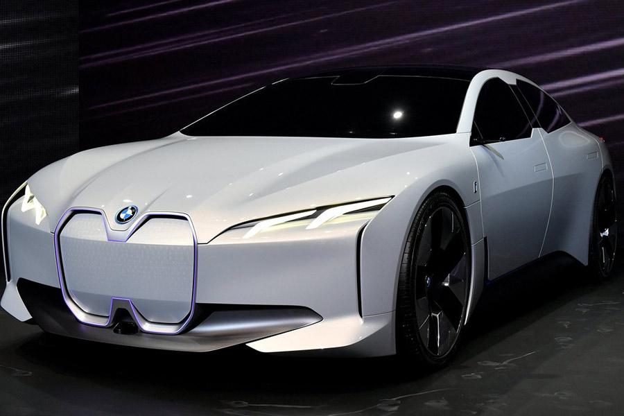 Concept Cars Grab Spotlight At Frankfurt Motor Show 2017