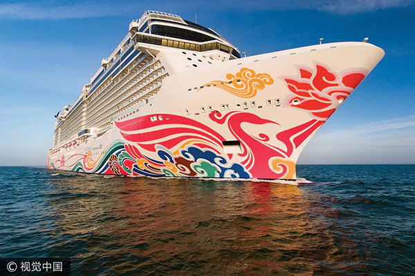 Cruise industry's growth buoyant