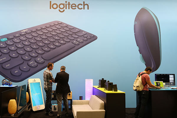 Logitech bets big on gaming for growth