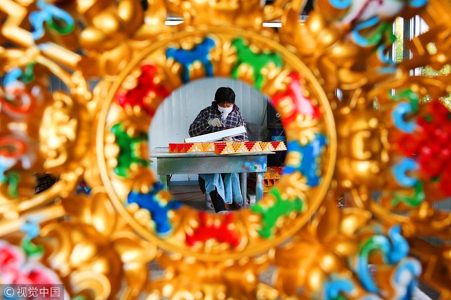 Jiangsu S Annual Output Of Tibetan Home Decor Hits 20m 1 Home Decorators Catalog Best Ideas of Home Decor and Design [homedecoratorscatalog.us]