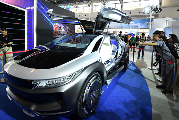 Market slowdown to squeeze automakers' profit margins in China - Business