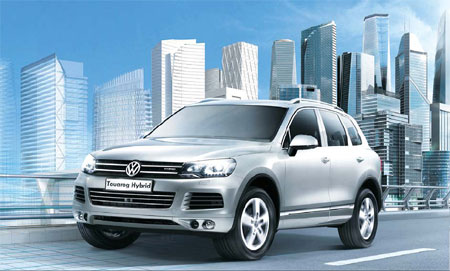 4731fa6d7e Auto Special  CEO of Volkswagen Group China  Continued growth and innovation