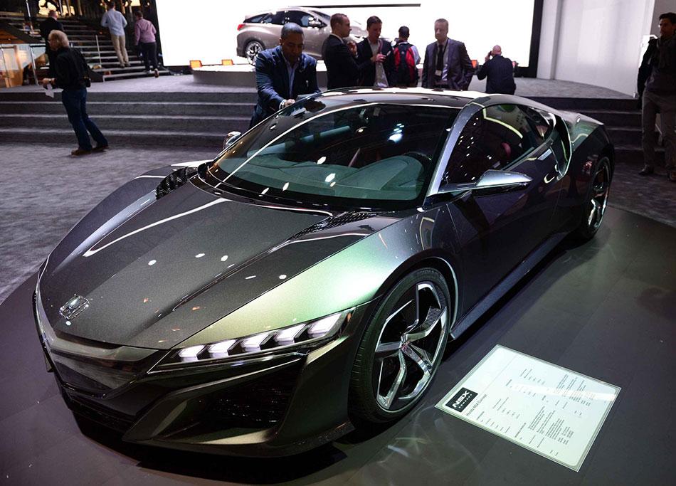 Honda S Concept Cars At Geneva Motor Show