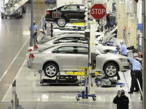 china demands volkswagen  recall defective dsg cars business chinadailycomcn