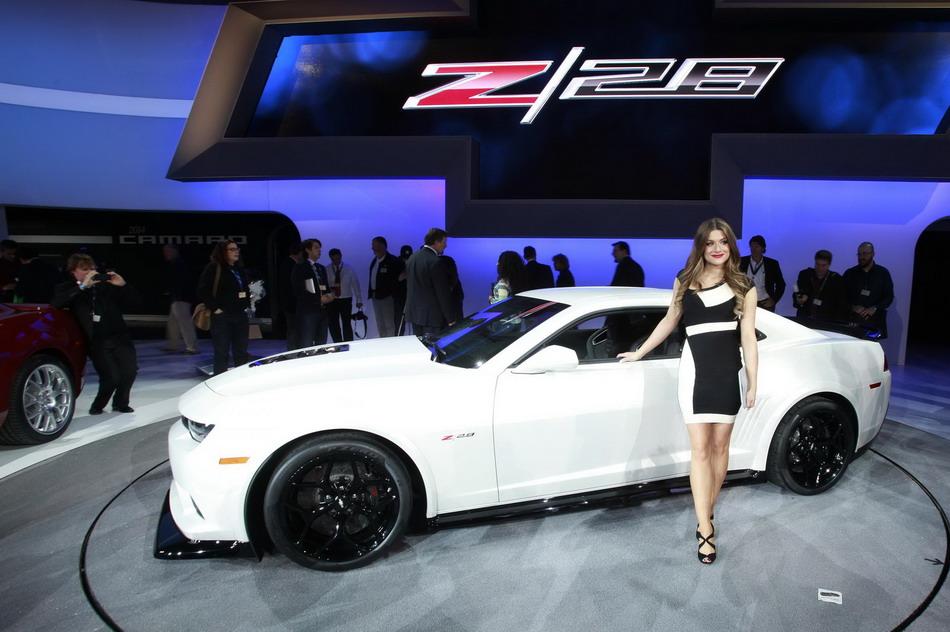 Sports Cars Shine At New York Auto Showchinadailycomcn - Sports car show
