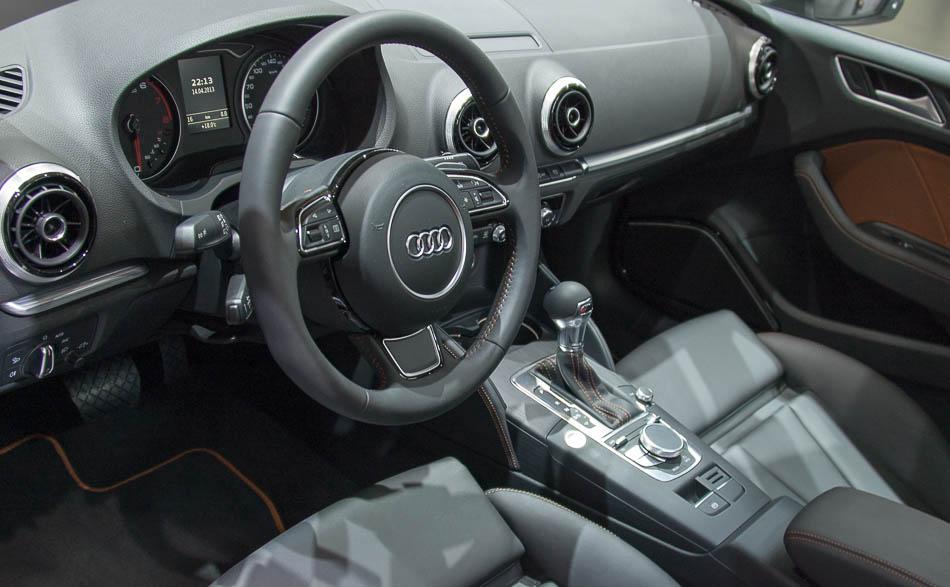 Audi A3 Sedan World Premiere At Shanghai Auto Show 2013 8