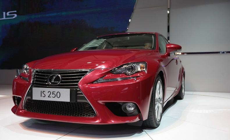 new car launches malaysia 2013Lexus launches new IS250 at Shanghai auto show 20131chinadaily