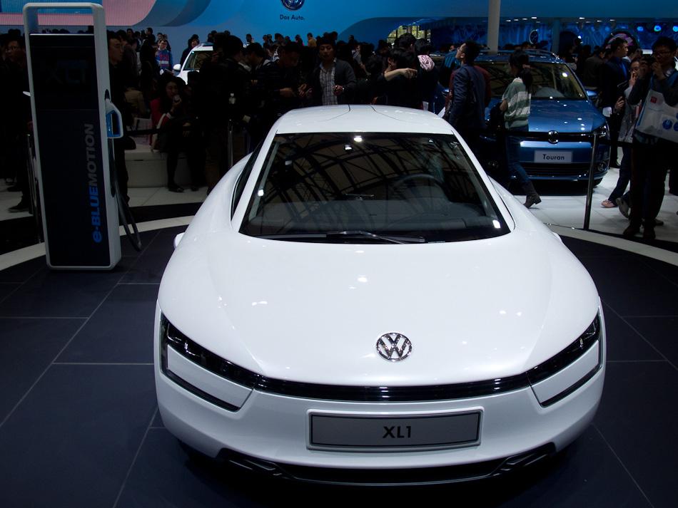 Shanghai Car Concept Cars at The Shanghai
