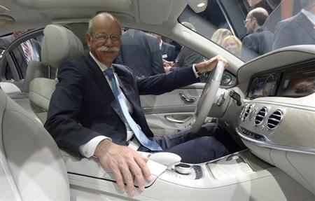 Daimler Ceo Buy 1 5 Million In Stock