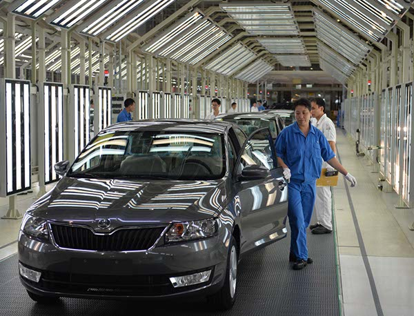 Strong sales bode well for car industry