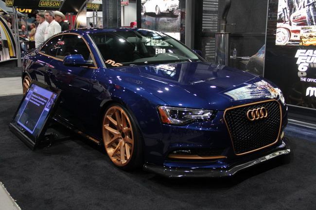 2014 Audi A5 Sema Custom Car For Sale: Modified Audi Cars At SEMA Show[1]