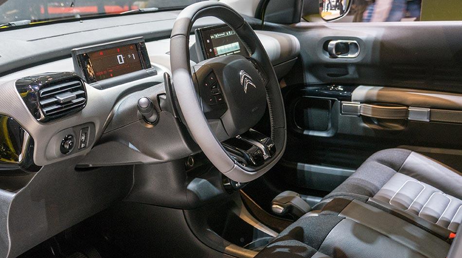 Citroen C4 Cactus Green >> Citroen C4 Cactus concept car world premiere in Geneva[6]- Chinadaily.com.cn