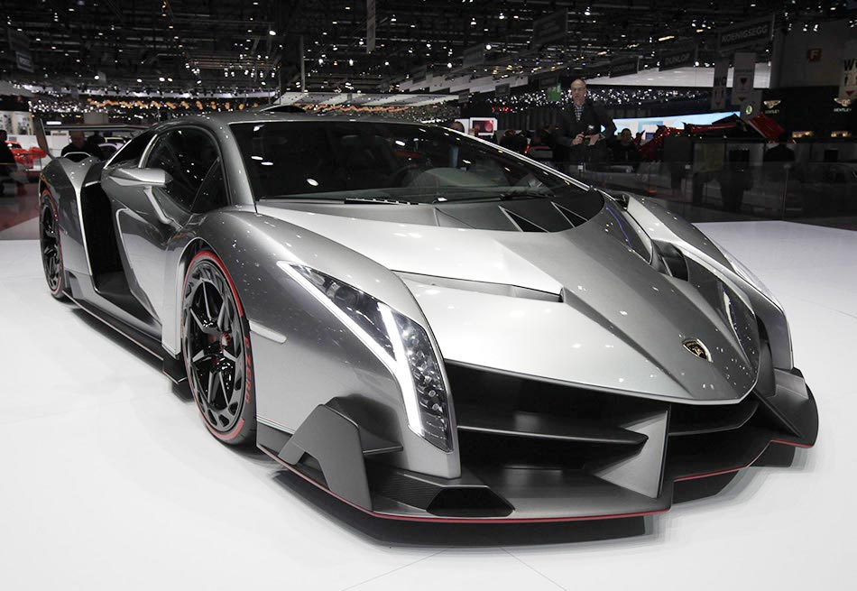 Top 10 Most Expensive Cars In The World 10 Chinadaily Com Cn
