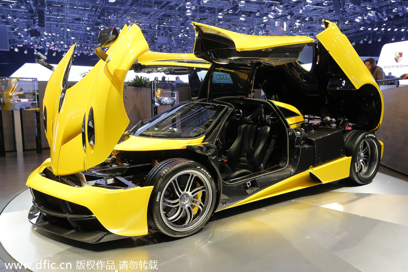 Top 10 Most Expensive Cars Driving Transformers 9 Chinadaily Com Cn