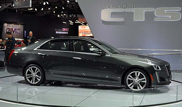 Gm Recalls Cadillac Sedans In China Business Chinadaily Com Cn