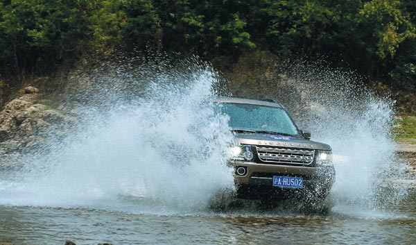 Land Rover promises to fix gearbox fault - Business