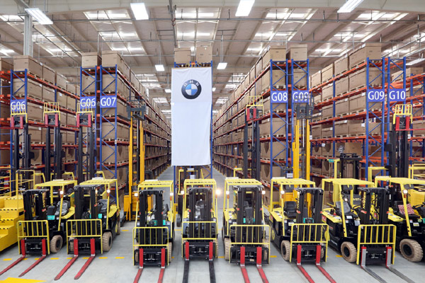 Bmw Distribution Center Jobs Distribution Center Jobs