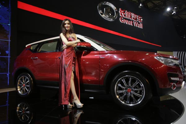 Domestic Brands Suv Sales Surge 1 Chinadaily Com Cn