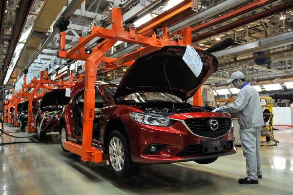 Toyota Mazda Partnership May Not Impact China Production