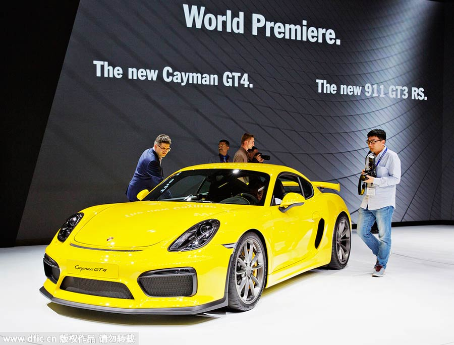 Top 10 Most Expensive Sports Cars For 2016 1 Chinadaily Com Cn