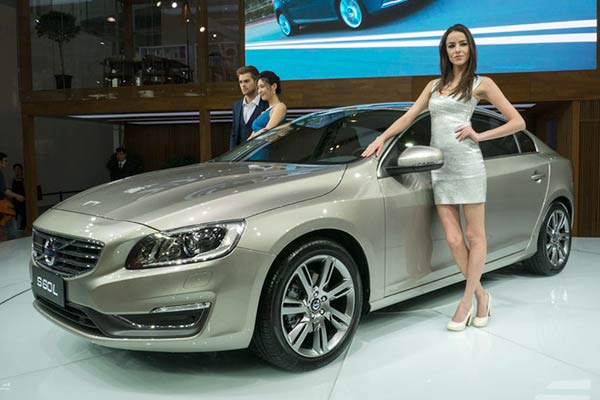 geely share price