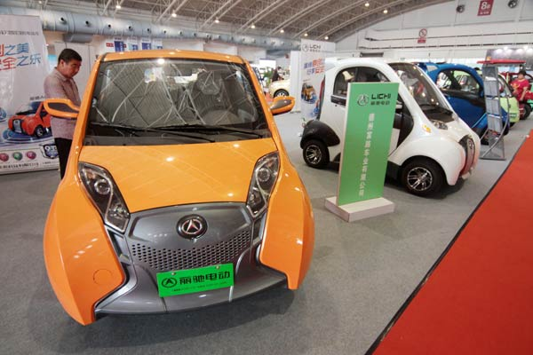 China S Electric Car Production Grows Three Fold In May Business
